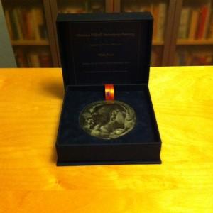 De Martinus Nijhoff Vertaalprijs  Penning
